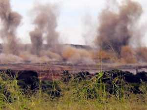 Mackay business unveils groundbreaking mine blast tech