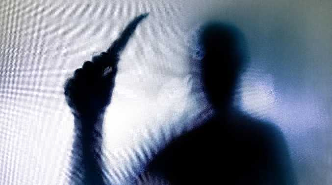 KNIFE ATTACK: CQ girl allegedly stabs woman in neck