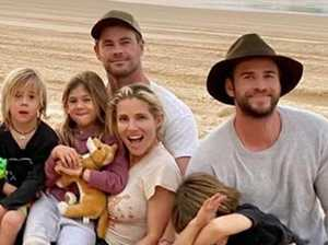 Hemsworth double at Queensland holiday spot