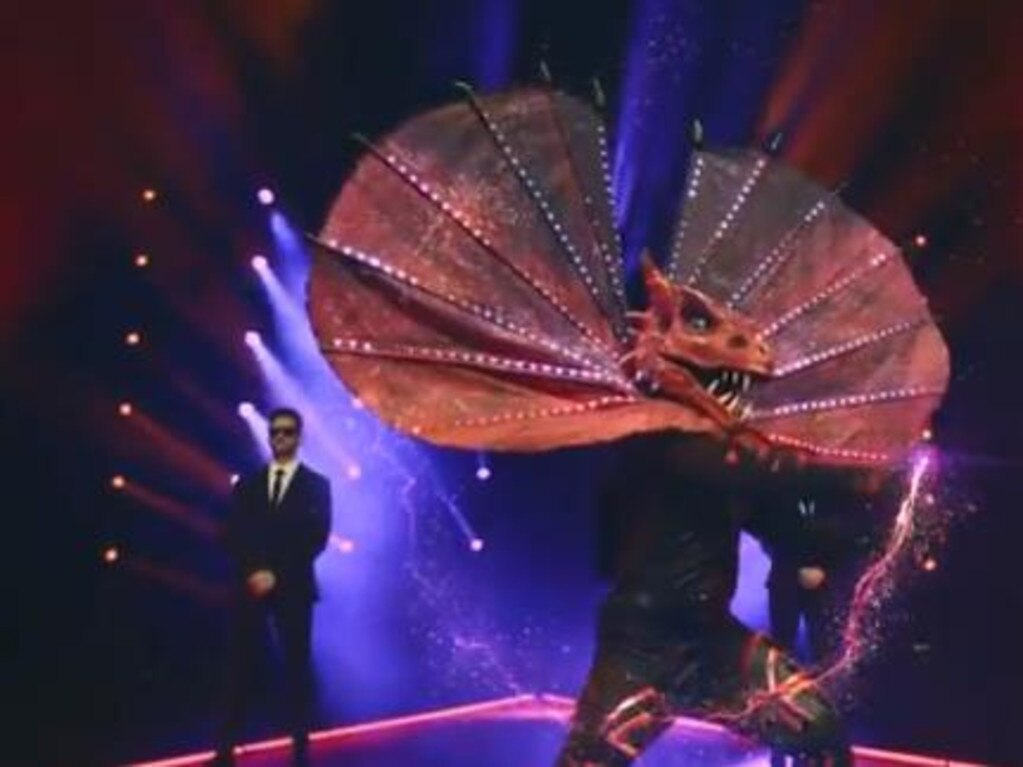 Fans are speculating about The Masked Singer Australia.
