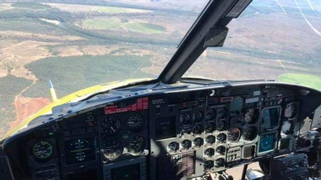 RACQ Capricorn Rescue is en route the scene of a horse fall southwest of Rockhampton.