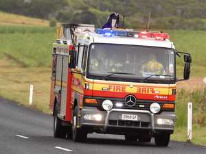UPDATE: Crews control Fraser Coast fire