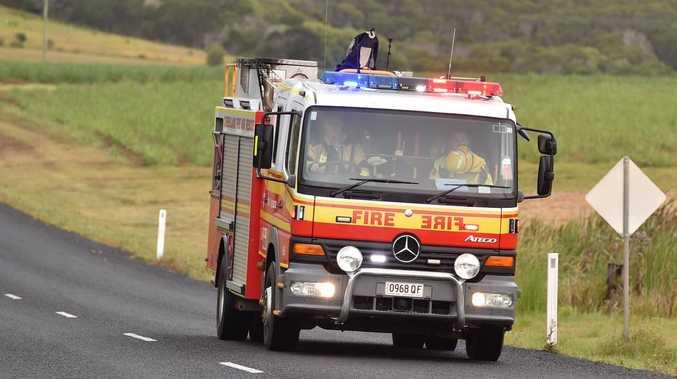 UPDATE: Crew control Fraser Coast fire