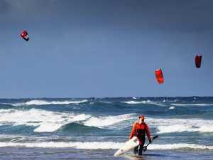 55KM GUSTS: Strong wind warning for Sunshine Coast