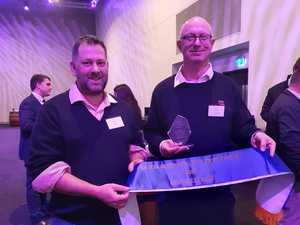 Mort & Co strikes gold at Qld beef competition