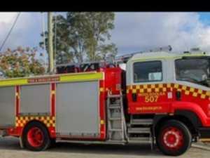 Fireys called to rescue 9yo near Corindi