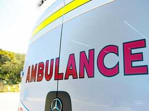 Man hospitalised after two vehicles crash on Capricorn Hwy