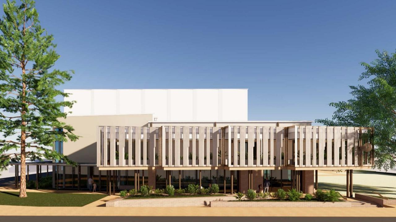 Impressions of the new Proserpine Entertainment Centre. Image: Supplied
