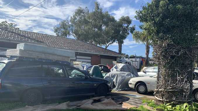 Horror hoarders of Australia