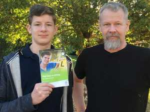 Teen's job on the line after licence bid knocked back