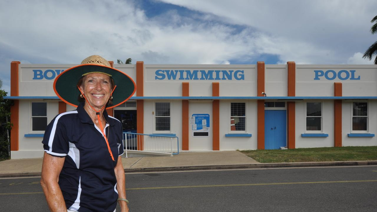Bowen Swimming Pool is set for a revamp under the new budget.