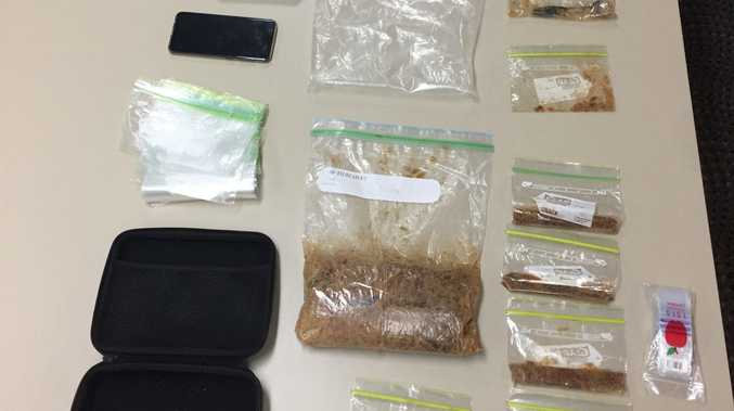 Man charged over 1kg MDMA warned he's on 'thin ice'