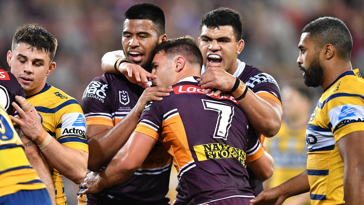 Where will David Fifita be playing in 2020? Picture: AAP Images
