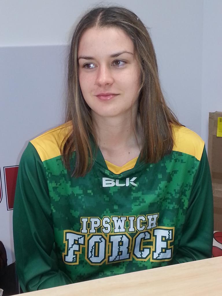 Charlotte Hegvold