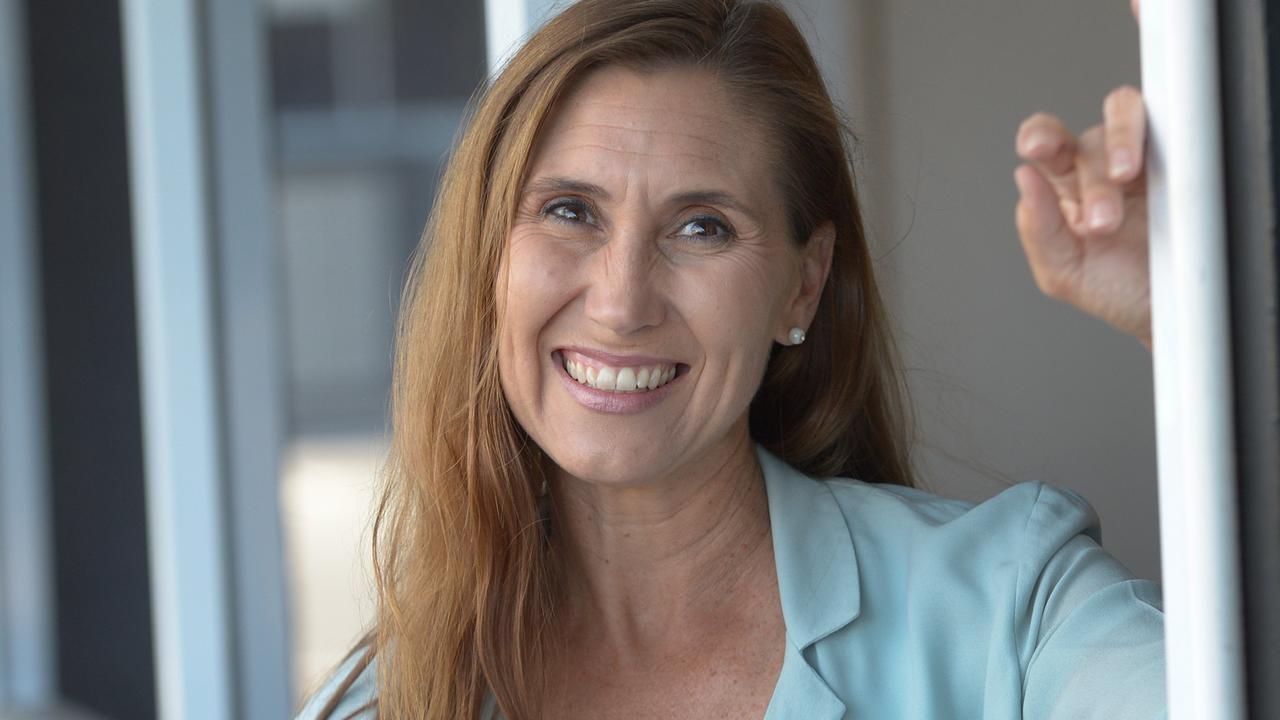 Rockhampton region councillor Donna Kirkland