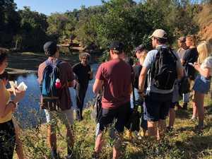 Learning to be bush smart in Belli Creek