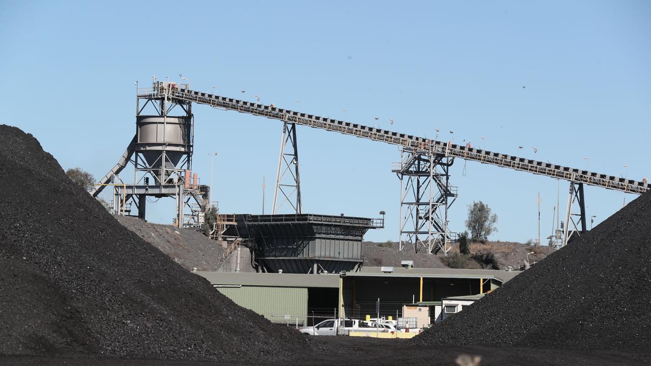 New Acland Coal Mine.