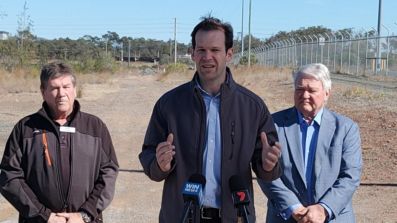 Flynn MP Ken O'Dowd and Queensland Senator Matt Canavan have endorsed Ron Harding as the LNP candidate for Gladstone.