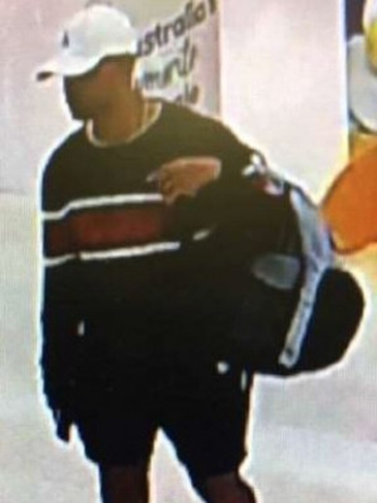 Police believe the persons pictured in this image may be able to assist officers with the investigation into a recent Shop steal – unlawfully take away goods which occurred on Wednesday June 24 2020 at approximately 2:30PM.