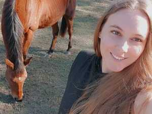 River search for missing thoroughbred racehorse
