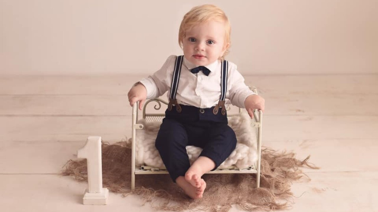 CUTEST BUB: There was massive interest in our CQ's cutest bub poll with 14-month-old Oliver Hinds White claiming victory.