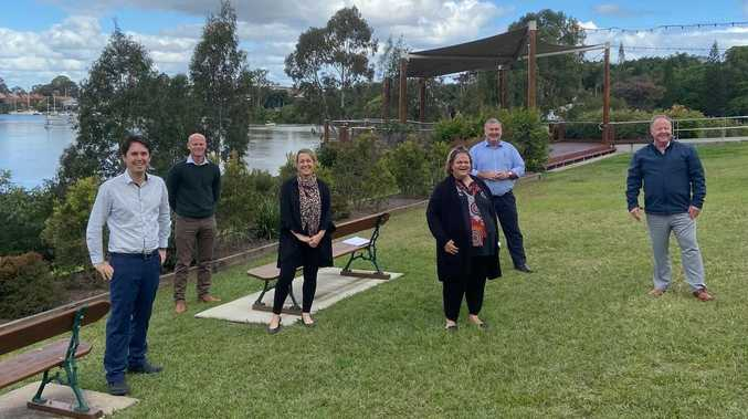 Meeting of mayors' minds in Maryborough