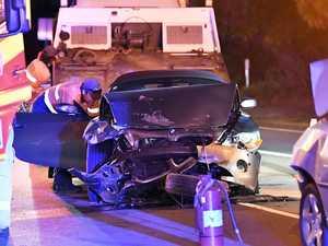 Cause of peak-hour David Low Way crash revealed