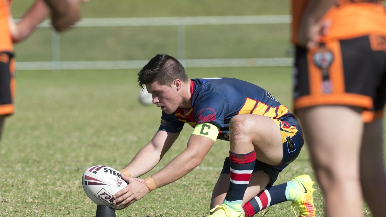 Cory Paix has gone from Southern Suburbs to the Western Mustangs, and is now with the Brisbane Broncos. Photo: Nev Madsen