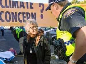 Extinction Rebellion grandma has her day in court