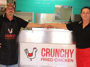 Chicken dinner proves a winner after shock job loss