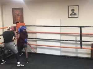 Pharrell Chapman vs Sonny Weazel