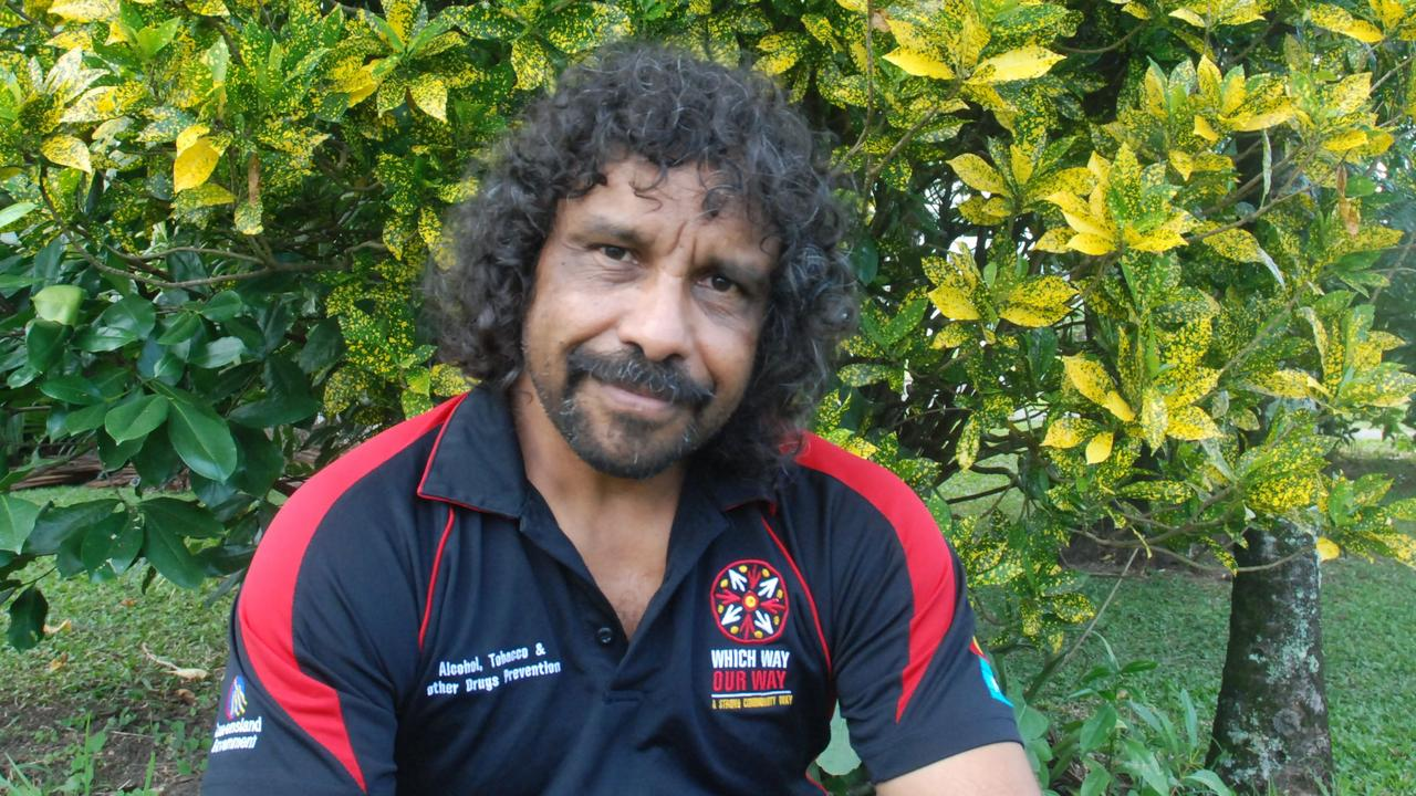 "Eastern Kuku Yalangi mentor Richard Burchill will be in charge of the ""on country"" program near Mossman."