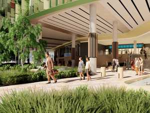 Convention centre unveils $176m transformation