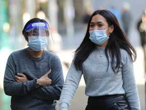 Serious threat: Mask warning amid fears of second wave