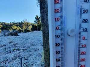 Rare 'glorious' frosts to thaw under weekend sunshine