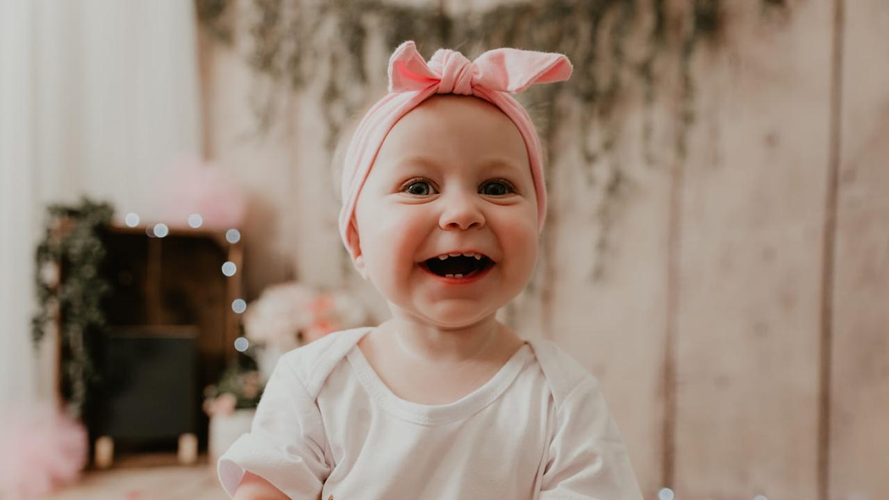 Maci Lee Pradella Schurmann, 14 months old.
