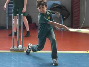 GALLERY: Local talent impresses Brisbane Heat skipper
