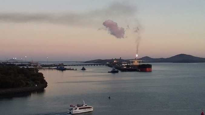 28-day GLNG shutdown prompts smoke haze warning
