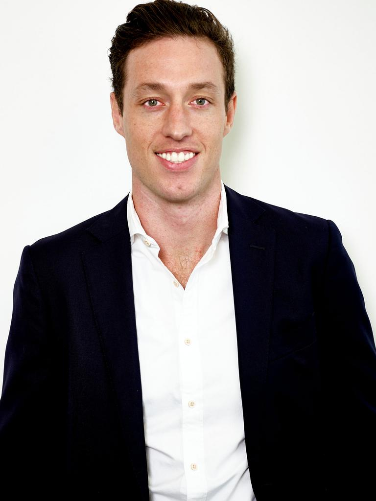 Patrick Coghlan, CreditorWatch CEO. Picture: Supplied