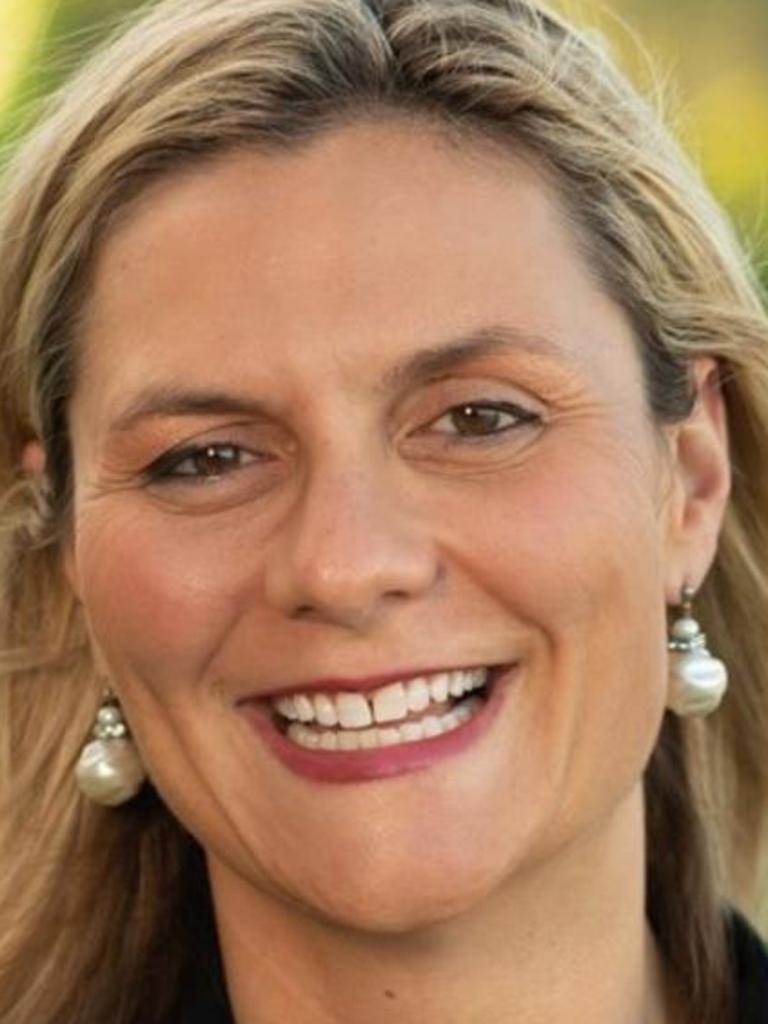 Mayor Clare Stewart.
