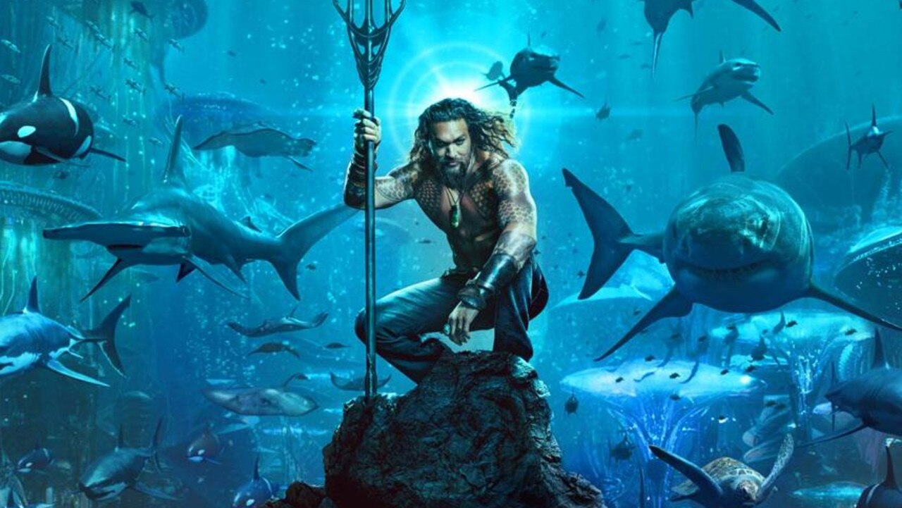Jason Maoa in the movie Aquaman