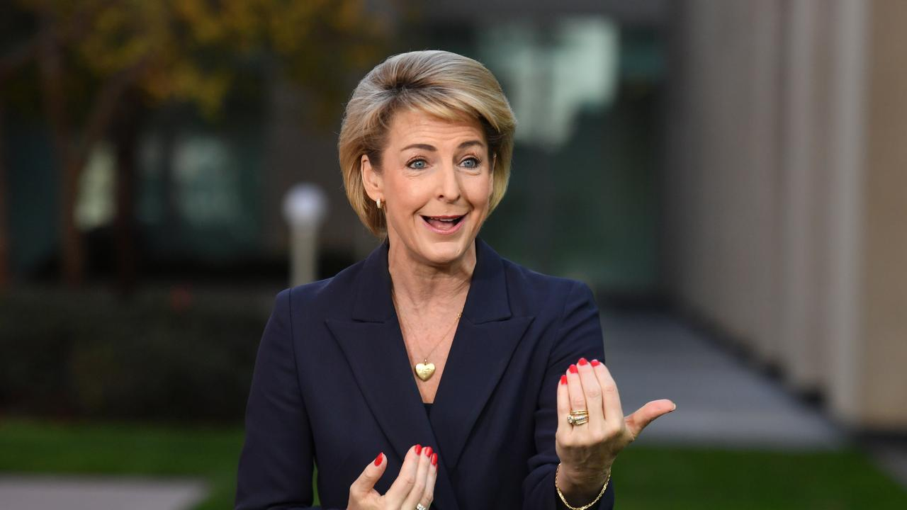 Employment Minister Michaelia Cash says the JobTrainer package will be essential to helping rebuild the economy.