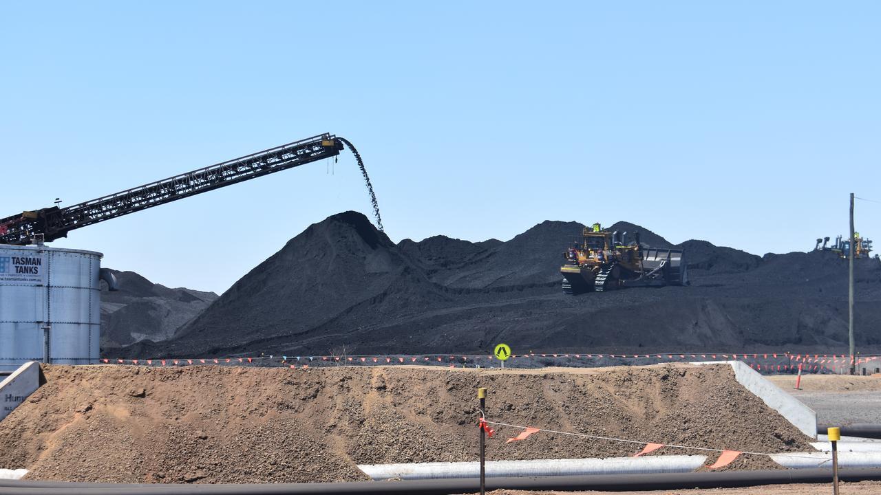 OPEN: Byerwen mine site in the Bowen Basin