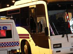 'Absolute disgrace': Teens steal from bus driver