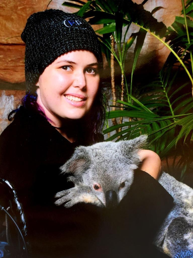 Mum Mandy Atherton said her daughter Nikki had a beautiful smile.