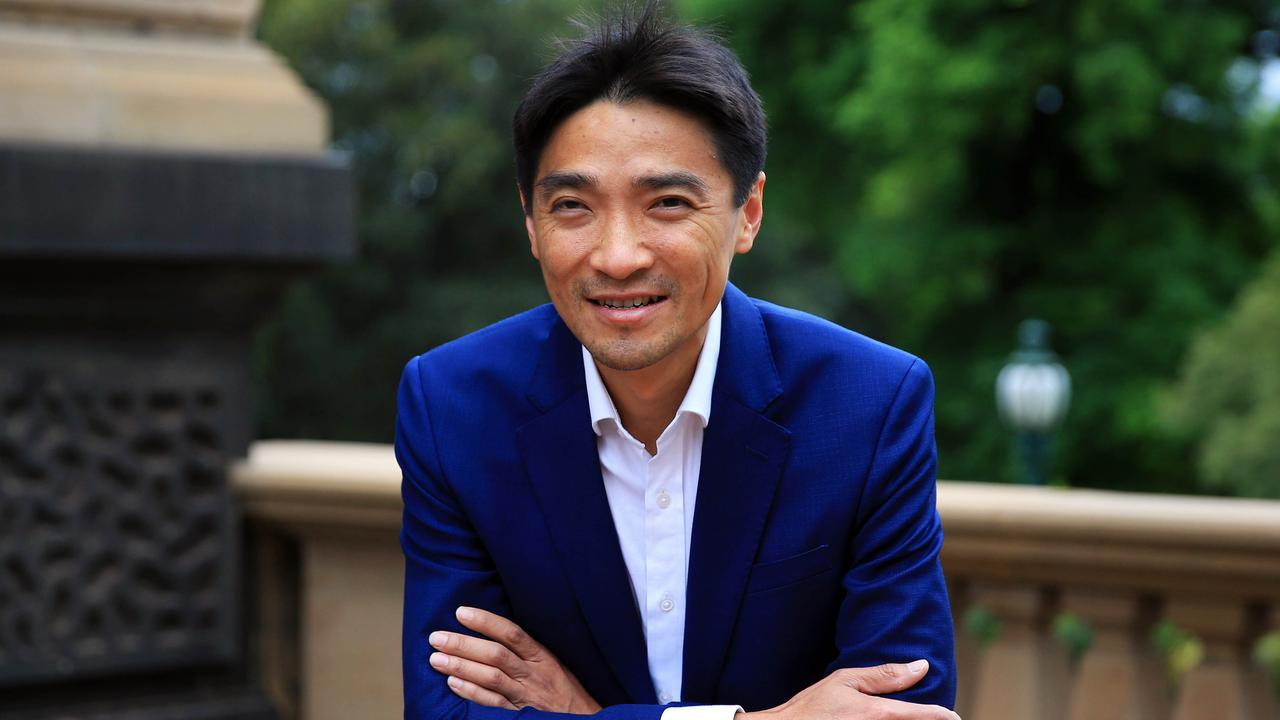Dennis Lin has been appointed executive director of Buderim Group to help lead the sale of the company's ginger division, including Yandina's Ginger Factory. PHOTO: Aaron Francis/The Australian