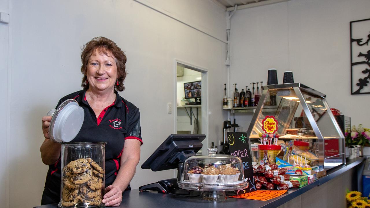 Barb's Kitchen Fernvale owner Barbara Frohloff