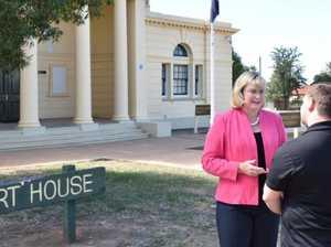 Warrego MP outlines plan to crackdown on southwest crime