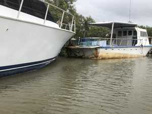 Boat owner to be billed $20K+ for MSQ to remove rotting ship