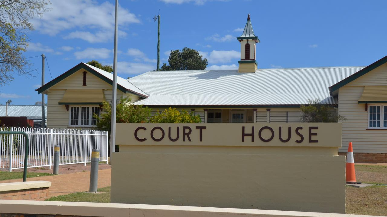 LIFE IN PRISON. A magistrate has reprimanded a 40-year-old man after he breached his community service order. Picture: File.